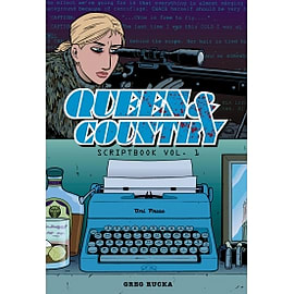 Queen & Country Scriptbook Volume 1Books