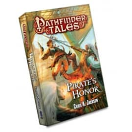 Pathfinder Tales: Pirate's HonorBooks