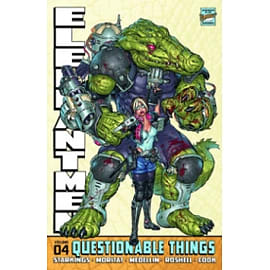 Elephantmen Volume 4: Questionable Things TPBooks