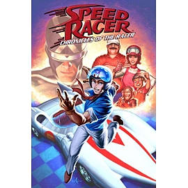 Speed Racer: Chronicles Of The RacerBooks