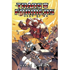 Transformers Best of the UK Space PiratesBooks