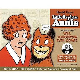 Complete Little Orphan Annie Volume 1Books
