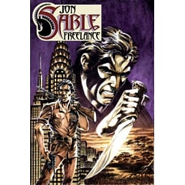 Complete Mike Grells Jon Sable, Freelance Volume 1 Signed & NumberedBooks