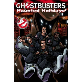 Ghostbusters: Haunted HolidaysBooks