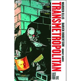 Transmetropolitan TP Vol 02 Lust For Life New EdBooks