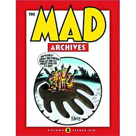 Mad Archives HC Vol 03Books