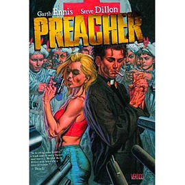 Preacher HC Book 02Books