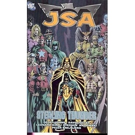 Jsa TP Vol 05 Stealing ThunderBooks