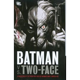 Batman Vs Two Face TPBooks