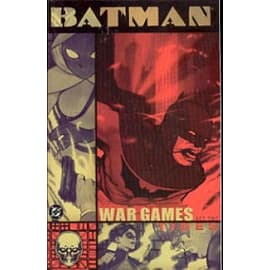 Batman War Games Act Two TPBooks