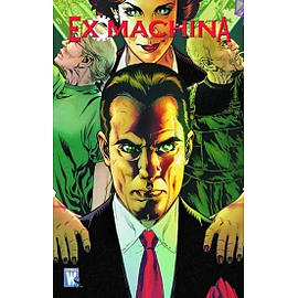 Ex Machina TP Vol 10 Term LimitsBooks