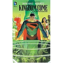 Kingdom Come 20th Anniversary Deluxe EditionBooks