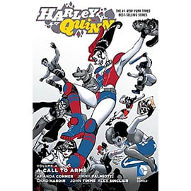 Harley Quinn Volume 4: A Call To Arms HardcoverBooks
