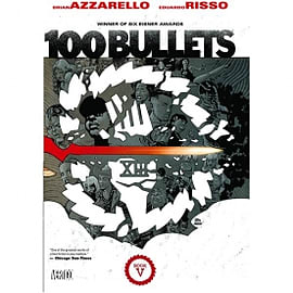 100 Bullets Book 5Books