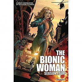Bionic Woman Season FourBooks