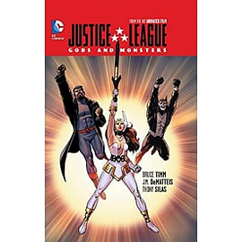 JLA: Gods and Monsters hardcoverBooks
