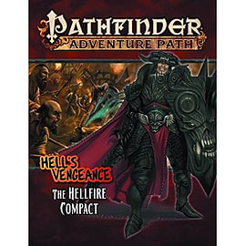 Pathfinder Adventure Path #103: The Hellfire Compact (Hell's Vengeance 1 of 6)Books