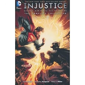 Injustice Gods Among Us: Year One: Complete CollectionBooks