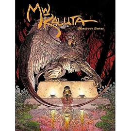 Michael WM Kaluta Sketchbook Series Volume 5 PaperbackBooks