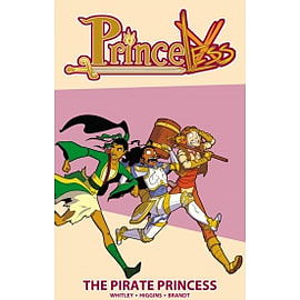 Princeless The Pirate Princess PaperbackBooks