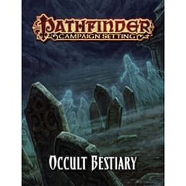Pathfinder Campaign Setting Occult BestiaryBooks