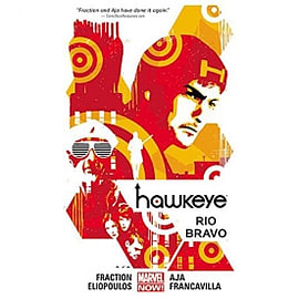 Hawkeye Volume 4 Rio Bravo Marvel NowBooks