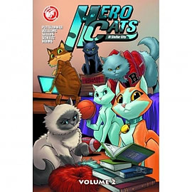 Hero Cats Volume 2Books