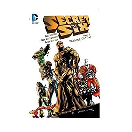 Secret Six Volume 1 Villains United PaperbackBooks