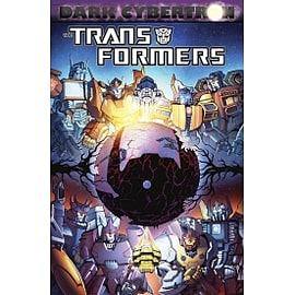 Transformers Dark Cybertron HardcoverBooks