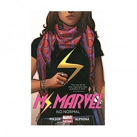 Marvel Now Ms Marvel Volume 1 No Normal PaperbackBooks