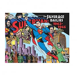 Superman The Silver Age Newspaper Dailies Volume 3: 1963-1966 HardcoverBooks
