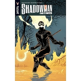 Shadowman End Times TP (Shadowman (Unnumbered)) PaperbackBooks