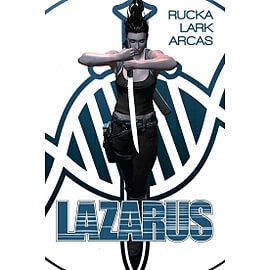Lazarus Book 1 HardcoverBooks