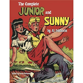 Complete Junior and Sunny by Al Feldstein HardcoverBooks