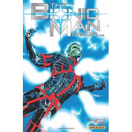 Bionic Man Volume 3Books