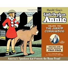 Complete Little Orphan Annie Volume 10Books