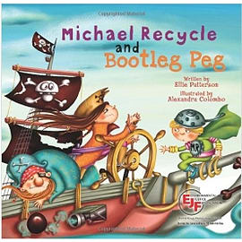 Michael Recycle Meets Bootleg PegBooks
