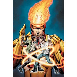 Fury of Firestorm The Nuclear Men Volume 3: Takeover TP (The New 52)Books