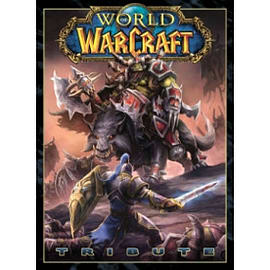 World of Warcraft TributeBooks