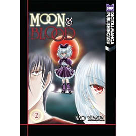 Moon and Blood Volume 2Books