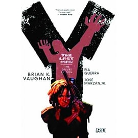 Y The Last Man Deluxe Edition HC Vol 02Books