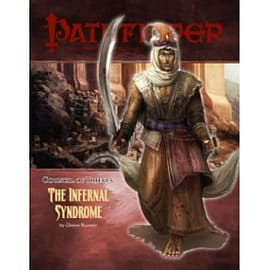 Pathfinder Adventure Path: Council of Thieves #4 - The Infernal SyndromeBooks