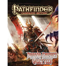 Pathfinder Campaign Setting: Dragon Empires GazetteerBooks