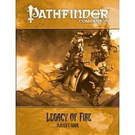 Pathfinder Companion: Legacy Of Fire Player's GuideBooks