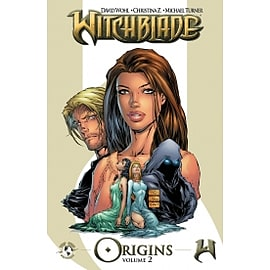 Witchblade Origins Volume 2: RevelationsBooks