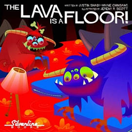 The Lava Is A FloorBooks