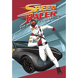 Speed Racer: The Next Generation Volume 2Books