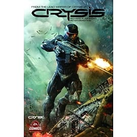 Crysis Graphic NovelBooks