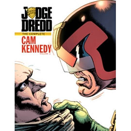Judge Dredd: The Cam Kennedy Collection Volume 1Books