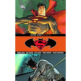 Superman Batman Night And Day TPBooks
